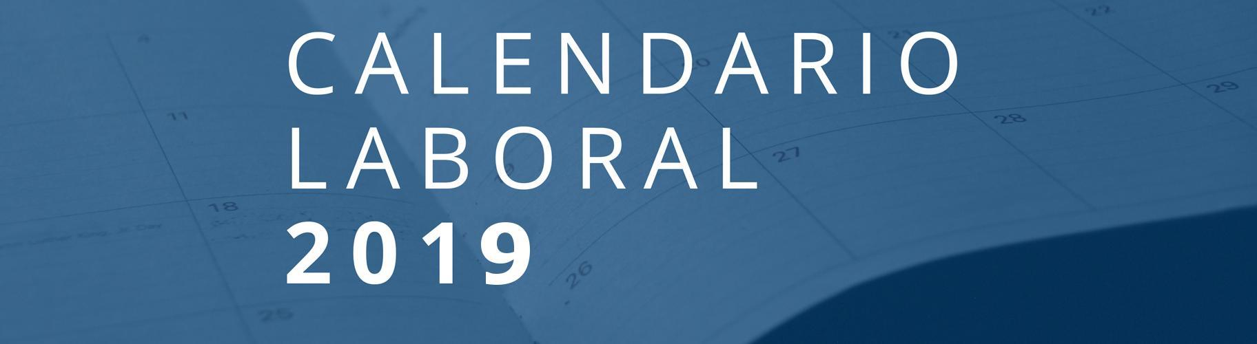 Calendario Laboral Ceuta 2019.Disponible Los Calendarios Laborales Para 2019